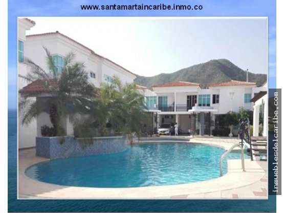 casa en venta moderna Rodadero Santa Marta