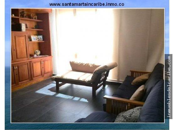 apartamento en venta playa Rodadero Santa Marta