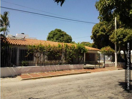 arriendo Casa GRANDE en sector medico Santa Marta