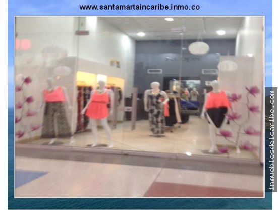 Local en venta en Centro Comercial Santa Marta