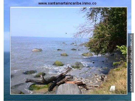 terreno en venta sobre ruta del sol Santa Marta