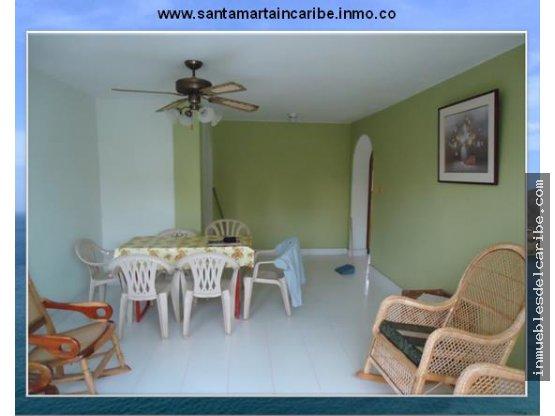 apartamento amplio en venta Rodadero - Santa Marta