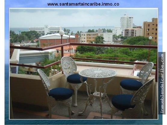 apartamento residencial amplio en venta SantaMarta