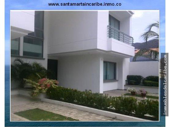 a la venta Casa en Santa Marta