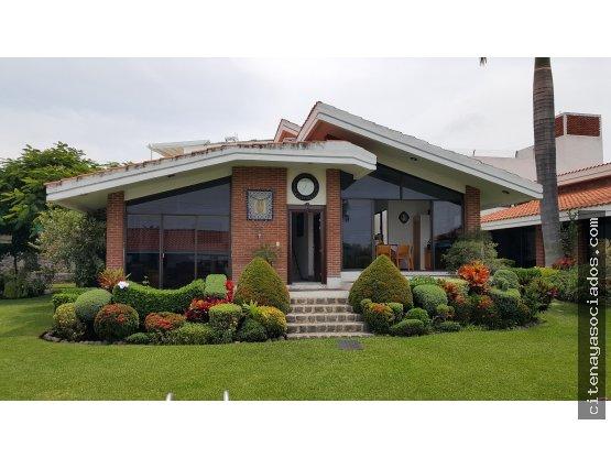 Espectacular casa en Cuernavaca