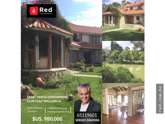 Preciosa casa en Isla Verde , Golf Mallasilla