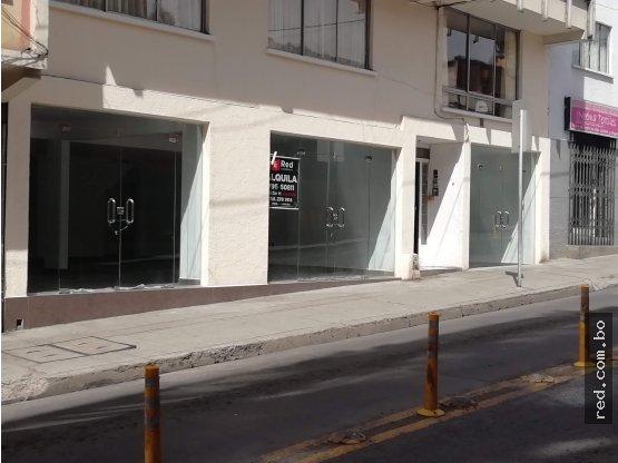 LOCAL COMERCIAL EN ALQUILER SAN PEDRO
