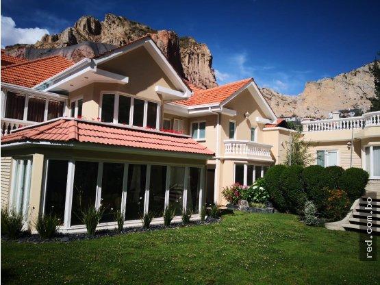 Hermosa casa en la rinconada