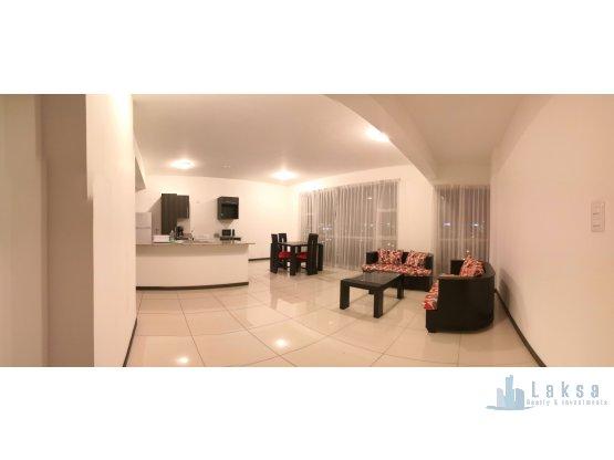 Alquiler apartamento amueblado en La Uruca