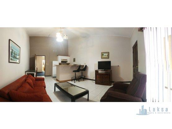Apartamento Amueblado Barrio Escalante UCR