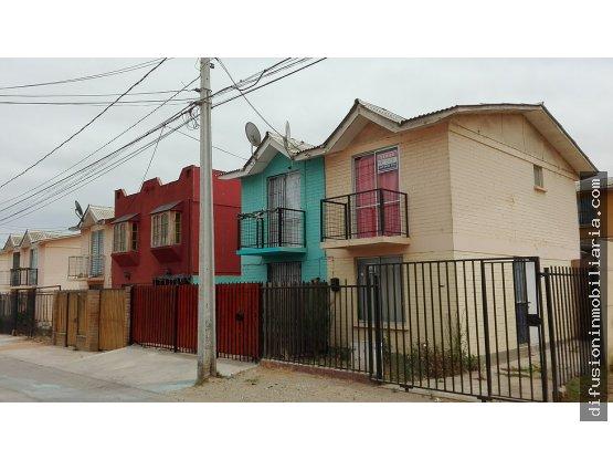 En venta casa sólida dos pisos en La Serena