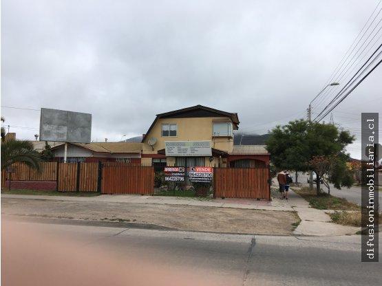Arriendo casa comercial en La Serena La Florida