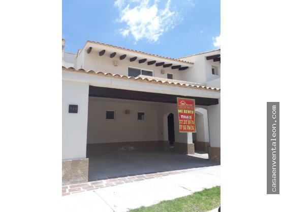 Increible casa en Renta Mayorazgo Zona Sur
