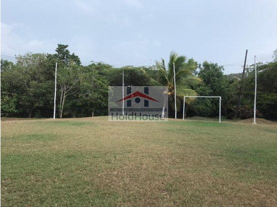 Cabaña en Santa Veronica