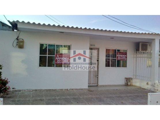 Casa en Puerto Colombia