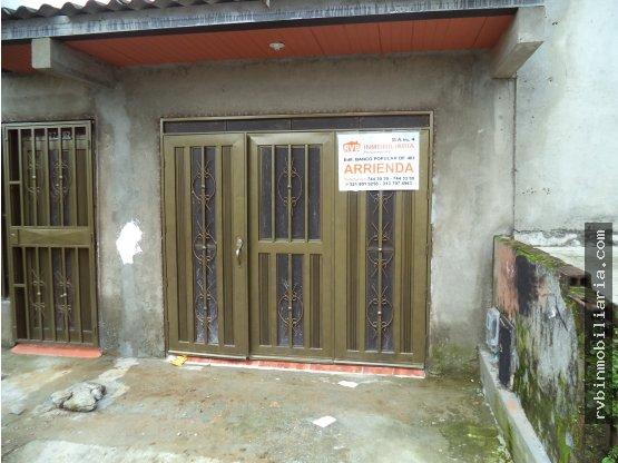Aparta estudio Barrio Clarita Mz N Casa 179
