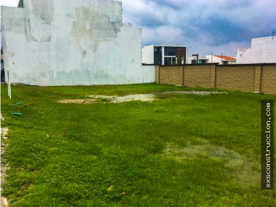 Terreno en Venta en Cluster Nuevo León, Puebla