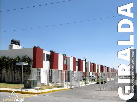 Casas en venta en La Giralda, Puebla