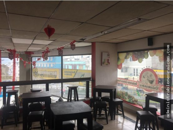 Gran Local Comercial Los Agustinos Manizales