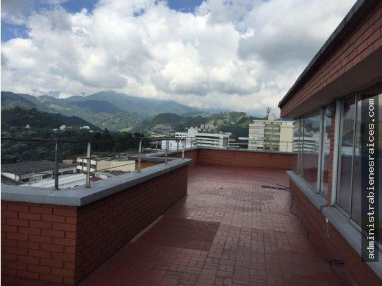 Apartamento 5 alcobas Avenida Santander Manizales