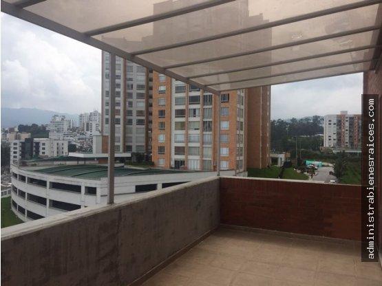 Apartamento Duplex 3 alcobas Sancancio Manizales
