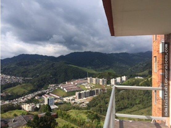 Gran Apartamento 3 alcobas Cerro de Oro Manizales