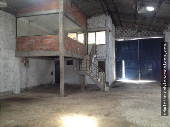 Gran Bodega Zona Industrial Juanchito Manizales