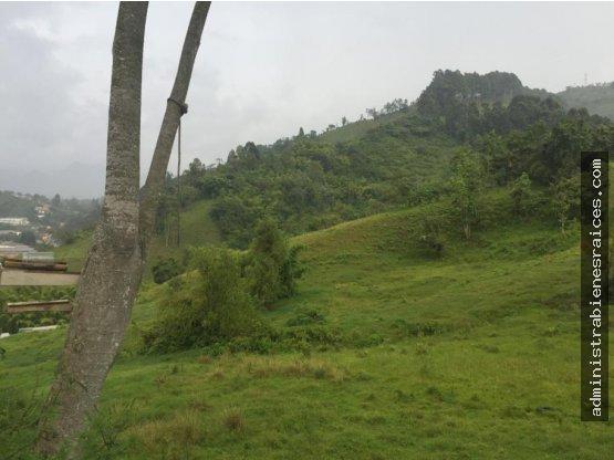 Gran Lote Rural Villamaría Caldas Manizales