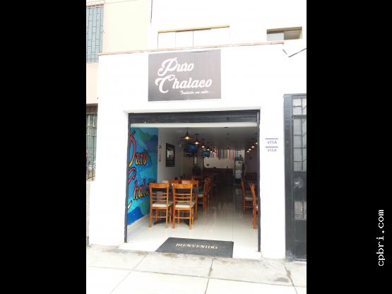Traspaso restaurante en Av. San Jose - Bellavista