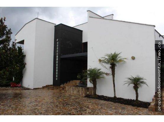Casa campestre en Venta sector Fizebad El Retiro