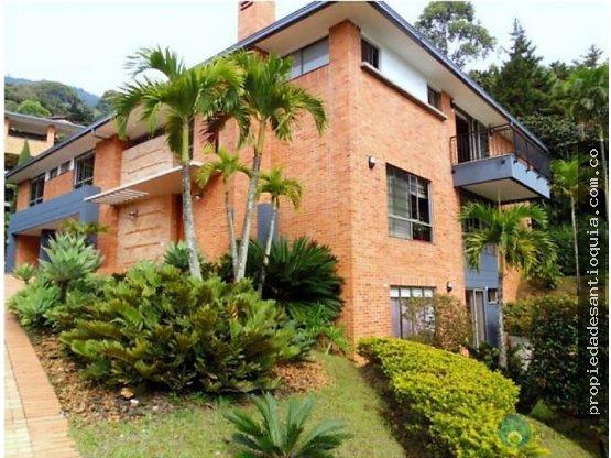 Casa campestre en Venta sector El Poblado Medellin