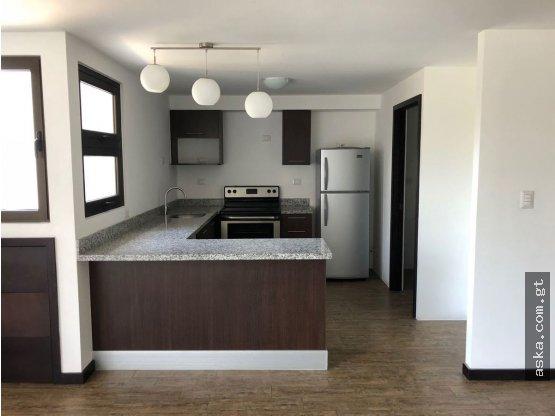 Moderno apartamento en zona 15