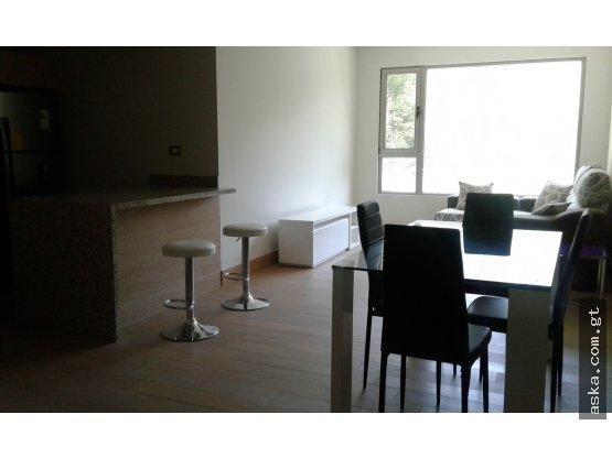 Renta de Apartamento, Zona 10