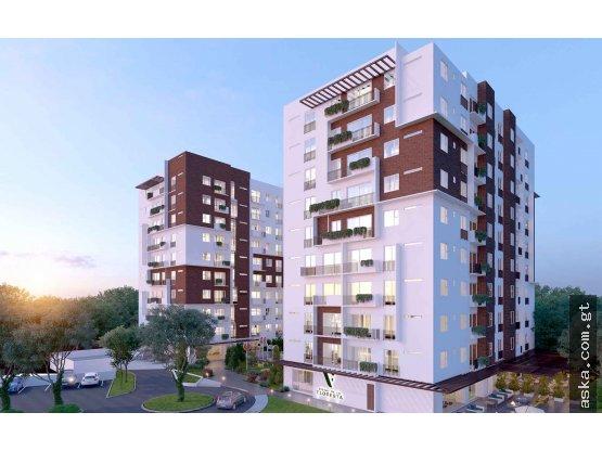 Apartamentos  en Venta, Boulevard Tulam Tzu Zona 4