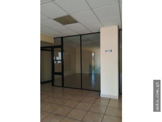 Oficina en renta, Zona 13, por Av. de las Américas