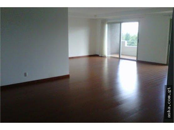 Amplio Apartamento en Renta, zona 15