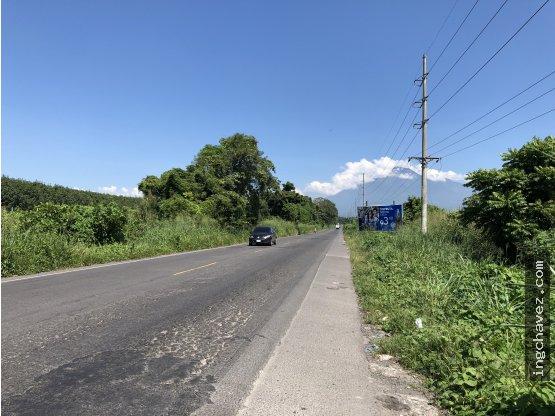 Tierra para Desarrollo en Mazatenango