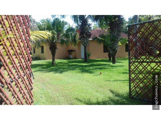 Casa de Playa en Km. 5.2 a Monterrico