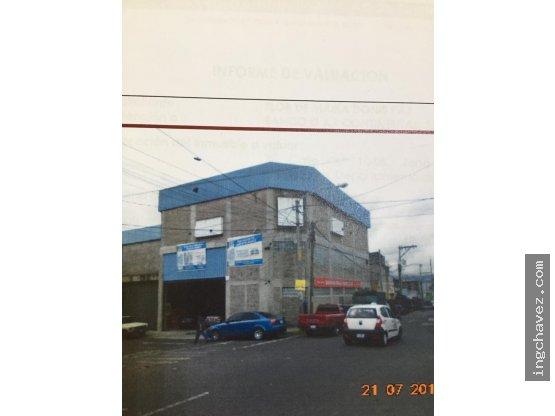 Alquiler de Bodega y Oficinas en zona 8