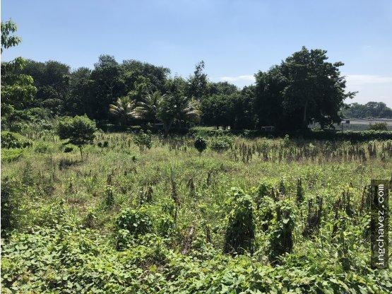Terreno IGSS de Mazatenango.