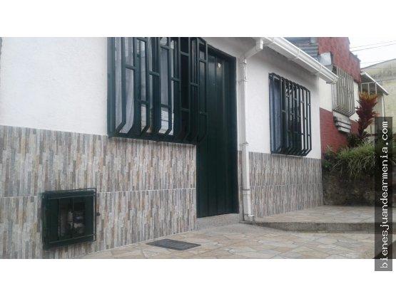 Casa barrio Zuldemayda, 4 alcobas, 1 baño