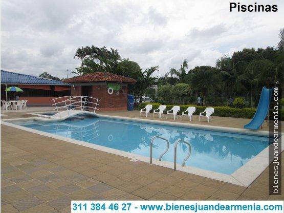 Finca Hotel-Registro de Turismo-Piscina-Potreros.