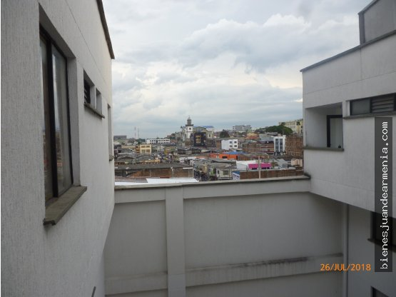 Apartamento Centro de Armenia, 2 alcobas.