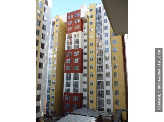 Apartamento para estrenar, 62 Mts. Villa Liliana