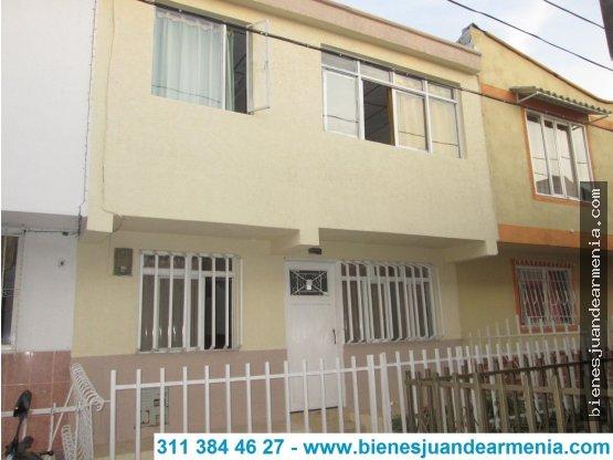 Casa-4 Alcobas-120mt²-Sector Terminal
