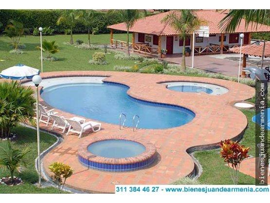 FINCA HOTEL en Tebaida km 1 via al Valle