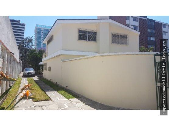 Alquiler casa Av Las Americas