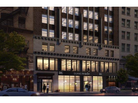 Assemblage Park: Invierta en Nueva York