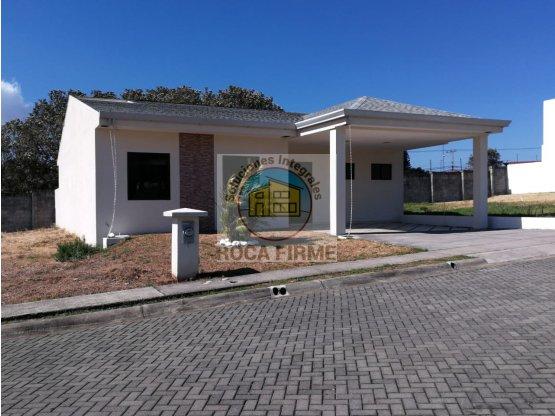 Se vende Casa Rio Segundo Alajuela,