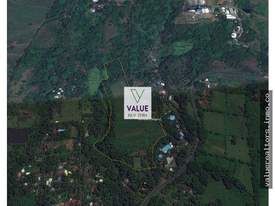 Terreno ideal para desarrollo